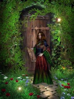 mulher celta